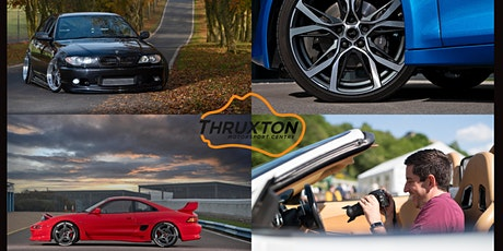 THRUXTON MOTOR CIRCUIT CAR PHOTOGRAPHY WORKSHOP tickets