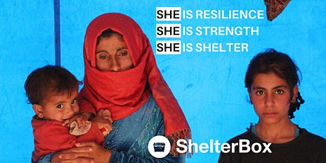 ShelterBox 360. Vol.2: Stories of Women's Resilience after Disasters Strike biglietti