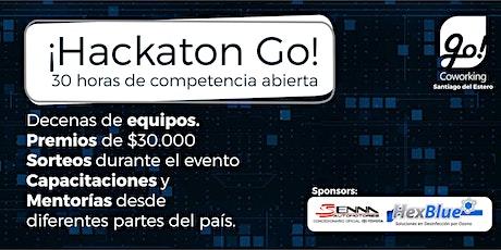 ¡Hackaton Go! entradas
