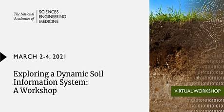 Exploring a Dynamic Soil Information System: A Workshop tickets