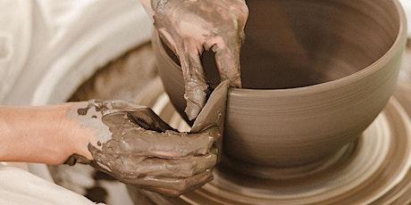 Week-end complet de Ceramique au Tour billets