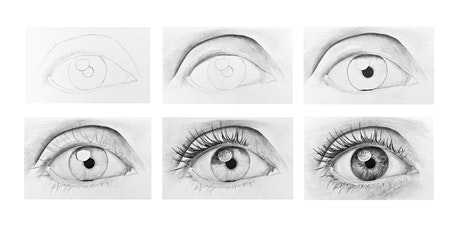 Portrait Drawing Techniques - People (with Caroline Rilatt) tickets