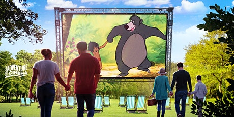 The Jungle Book Outdoor Cinema Experience at Margam Country Park tickets