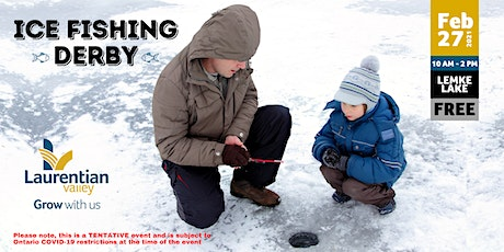Ice Fishing Derby tickets