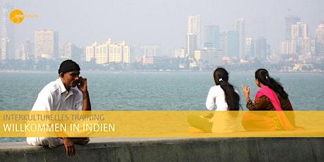 Interkulturelles Training Indien (6h virtuell) Tickets