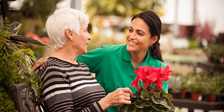 Engaging with ageing - April tickets