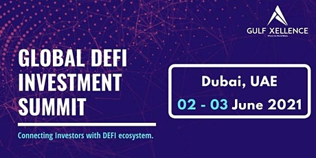 GLOBAL DEFI INVESTMENT SUMMIT tickets