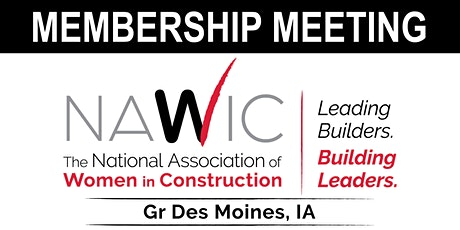 September Membership Meeting - Installation Ceremony, Annual Repot & Awards tickets
