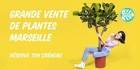 Grande Vente de Plantes  Marseille billets
