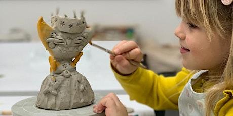 Atelier de Modelage pour Enfant billets
