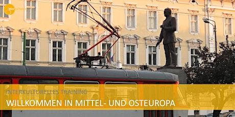 Interkulturelles Training Mittel- und Osteuropa (6h virtuell) Tickets