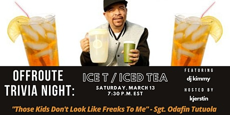Offroute Trivia Night: Ice-T tickets