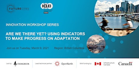 Are We There Yet? Using Indicators to Measure Progress on Adaptation tickets