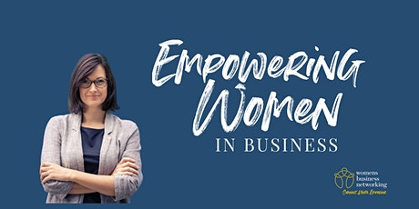 Womens Business Networking Online Meeting 25th March 2021 - 1.00-2.30pm tickets