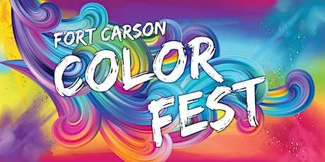2021 Fort Carson Color Run tickets