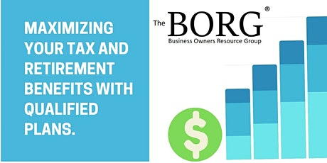 Maximizing Your Tax and Retirement with Qualified Benfit Plans tickets