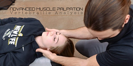 Advanced Muscle Palpation Bootcamp tickets