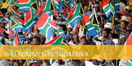 Interkulturelles Training Südafrika (6h virtuell) Tickets