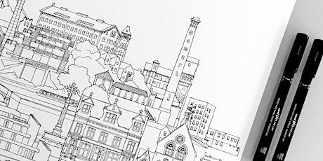 Townscapes - Morning Drawing Workshop with Caroline Rilatt tickets
