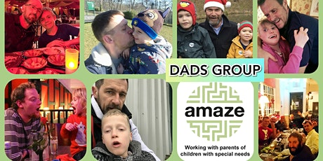 The Dads Group (Brighton & Hove) - supported by Amaze Face 2 Face tickets