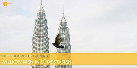 Interkulturelles Training Südostasien (6h virtuell) Tickets