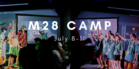 M28 Camp tickets