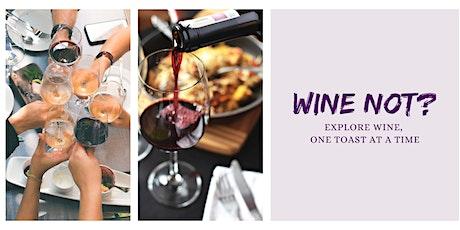 Wine Tasting: Beginner's Guide to Sparkling Wine! tickets