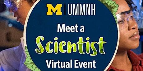 Meet a Scientist tickets