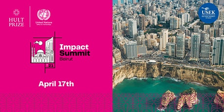 Hult Prize 2021 Impact Summit Beirut tickets