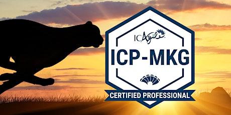 Agility in Marketing ICAgile - ICP-MKG Online tickets