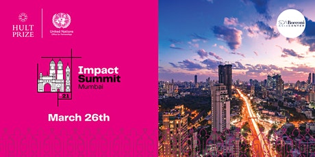 Hult Prize 2021 Impact Summit Mumbai tickets