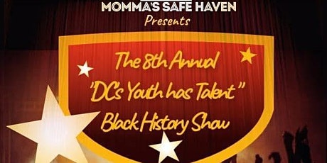 Momma's Safe Haven Black History Talent Show tickets