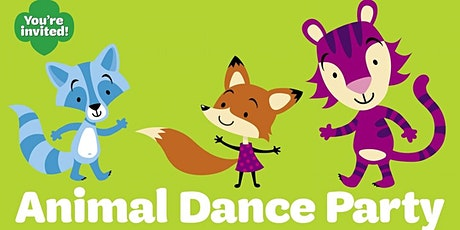 Join Girl Scouts- Animal Dance Party! tickets