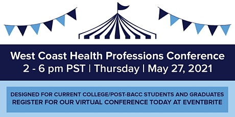 2021 West Coast Health Professions Conference tickets
