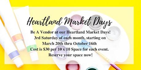 HEARTLAND MARKET DAYS tickets
