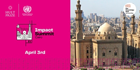Hult Prize 2021 Impact Summit Cairo tickets