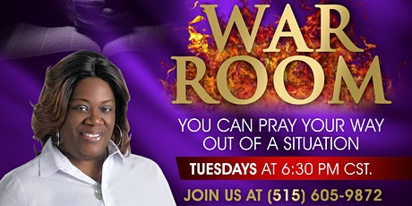 War Room Prayer Meeting tickets