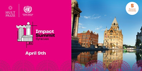 Hult Prize 2021 Impact Summit Syracuse tickets