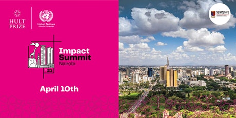 Hult Prize 2021 Impact Summit Nairobi tickets