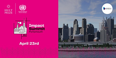 Hult Prize 2021 Impact Summit Portsmouth tickets