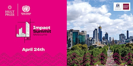 Hult Prize 2021 Impact Summit Melbourne tickets
