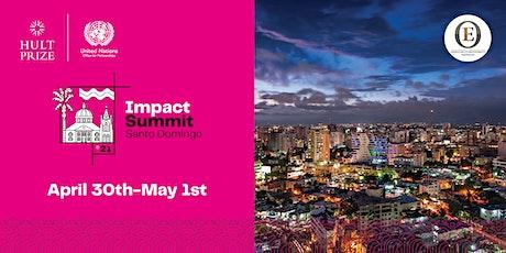 Hult Prize 2021 Impact Summit Santo Domingo tickets