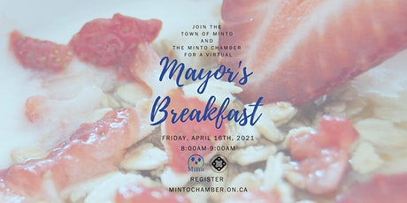 2021 Mayor's Breakfast tickets