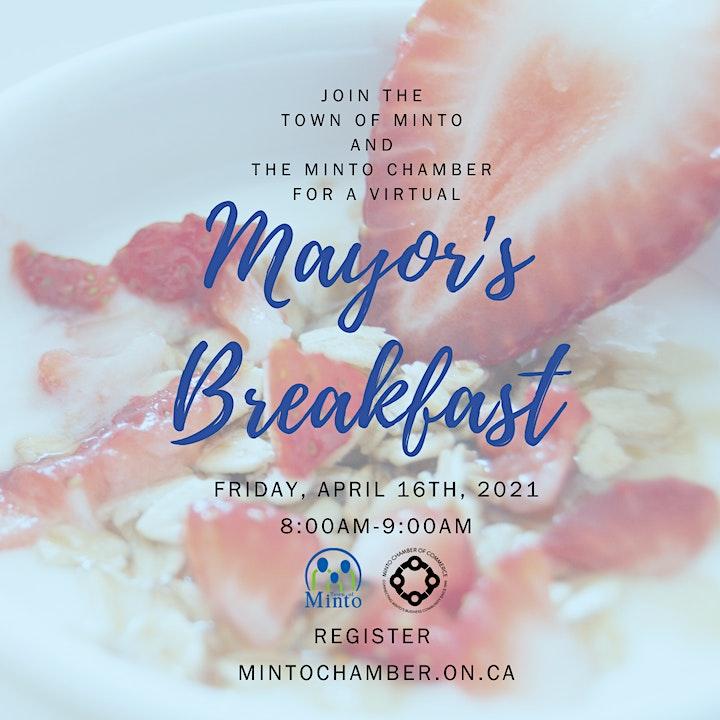 2021 Mayor's Breakfast image