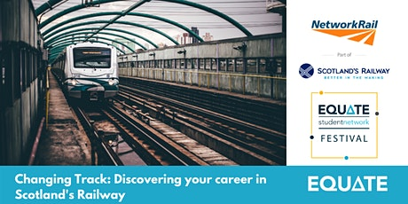 Changing Track: Discovering your career in Scotland's Railway tickets