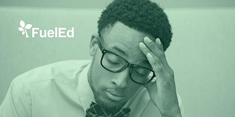 Managing Teacher Overwhelm & Uncertainty tickets