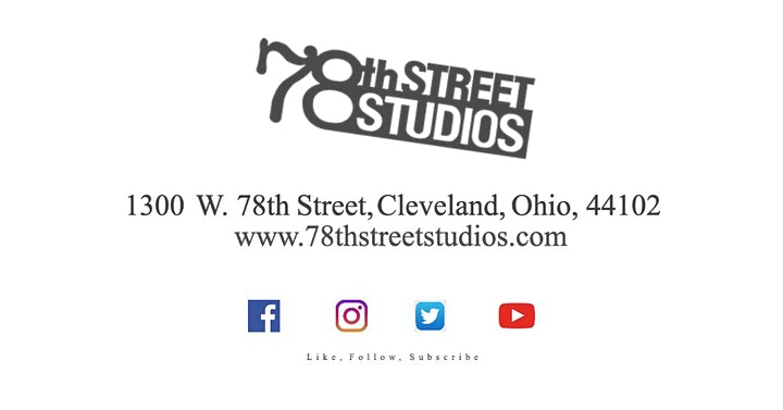 78th Street Studios February THIRD FRIDAY Art Walk image
