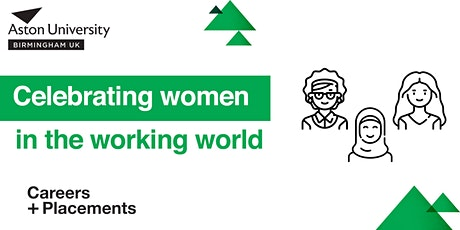 Celebrating women in the working world: panel event tickets