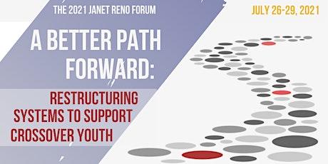 2021 Janet Reno Forum tickets
