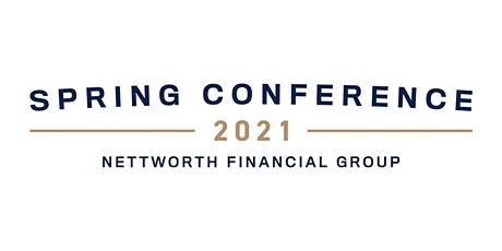 2021  NettWorth Spring Conference tickets